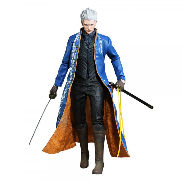 Devil May Cry 3 - Vergil Actionfigur: Asmus Collectible Toys