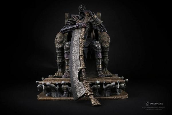 Dark Souls III - Yhorm Statue:Pure Arts