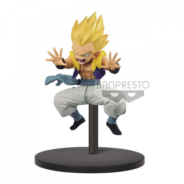 Dragon Ball - SSJ Gotenks Figur / Chosenshiretsuden: Banpresto