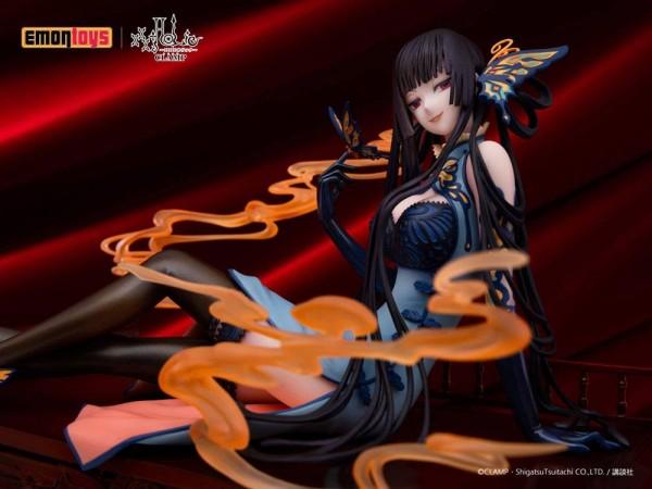 xxxHolic - Ichiara Yuko Statue: Emon Toys