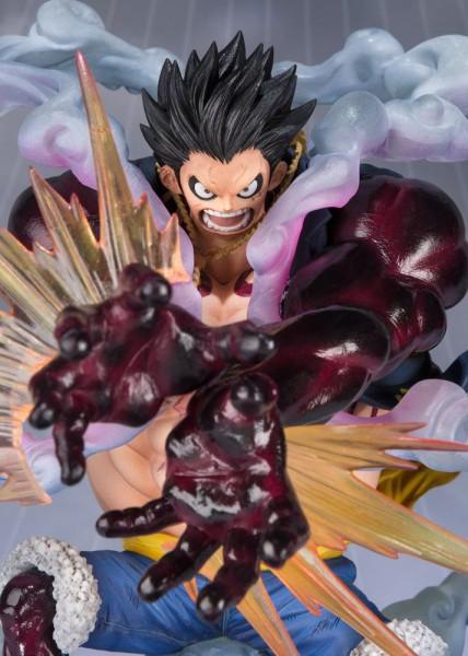 One Piece - Monkey D. Ruffy Figuar / FiguartsZERO / Leo Bazooka: Bandai