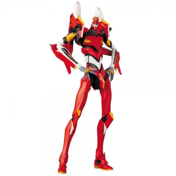 Neon Genesis Evangelion - EVA-02 Actionfigur / Miracle Action Figures: Medicom