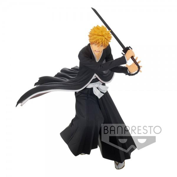 Bleach - Ichigo Kurosaki Figur / Soul Entered Model: Banpresto