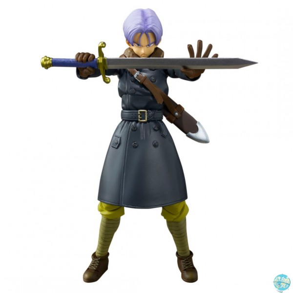 Dragonball Xenoverse - Trunks Actionfigur - S.H. Figuarts: Bandai