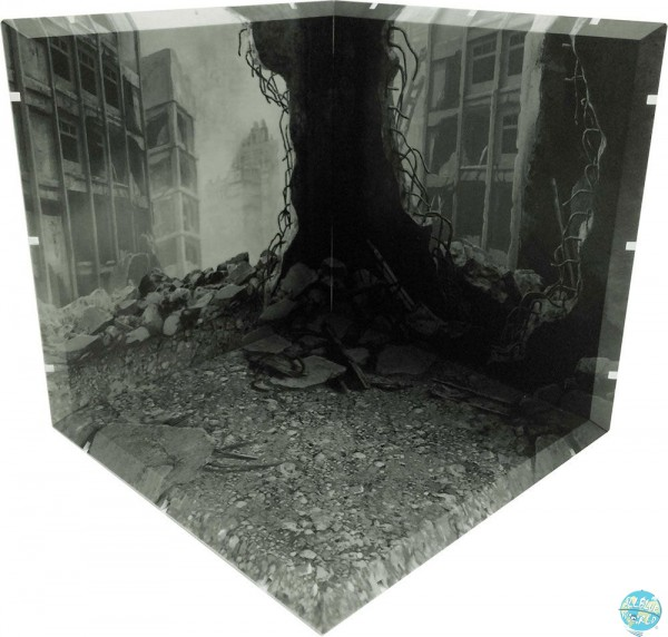 Dioramansion 150 - Battlefield / Zubehör-Set: PLM