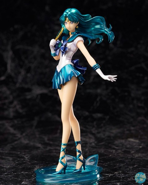 Sailor Moon Crystal - Sailor Neptun Statue - FiguartsZERO / Tamashii Web Exclusive: Bandai