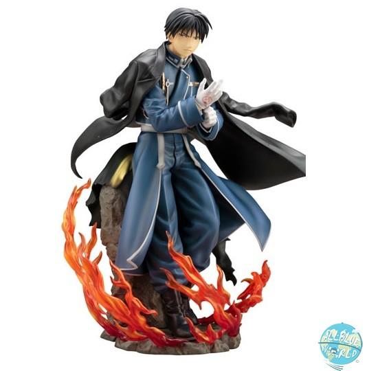 Fullmetal Alchemist - Roy Mustang Statue - ARTFX J: Kotobukiya
