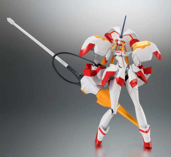 Darling in the Franxx - Strelizia Actionfigur / Robot Spirits: Bandai