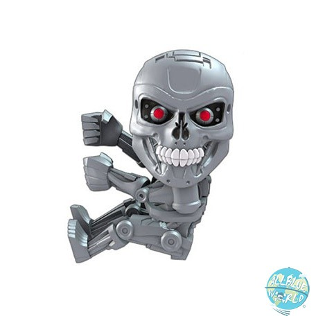 Terminator Genisys - Endoskeleton Figur - Scalers: NECA