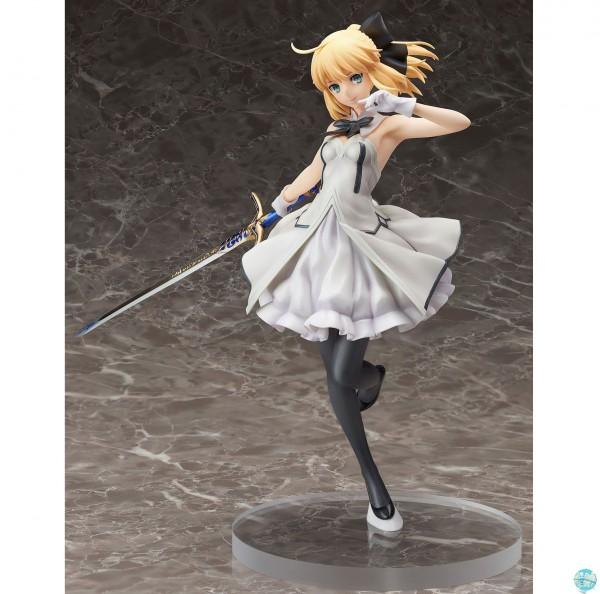 Fate/Grand Order - Saber / Altria Pendragon Statue [Beschädigte Verpackung]: Licorne