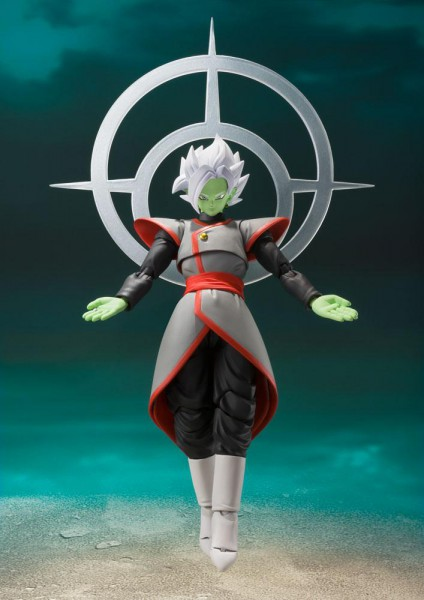 Dragon Ball Super - Zamasu Actionfigur / S.H.Figuarts - Potara Version Web EX: Tamashii Nations
