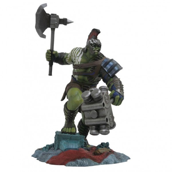 Thor Ragnarok - Hulk Statue / Marvel Gallery: Dimond Select