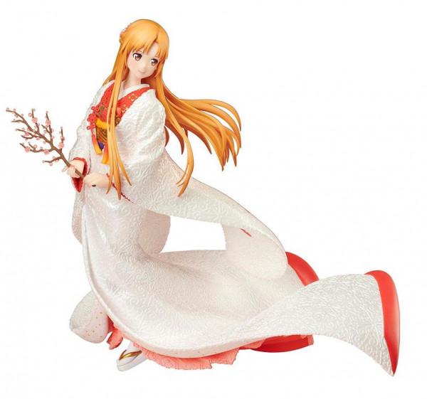Sword Art Online: Alicization - Asuna Statue / F:Nex / Shiromuku: Furyu