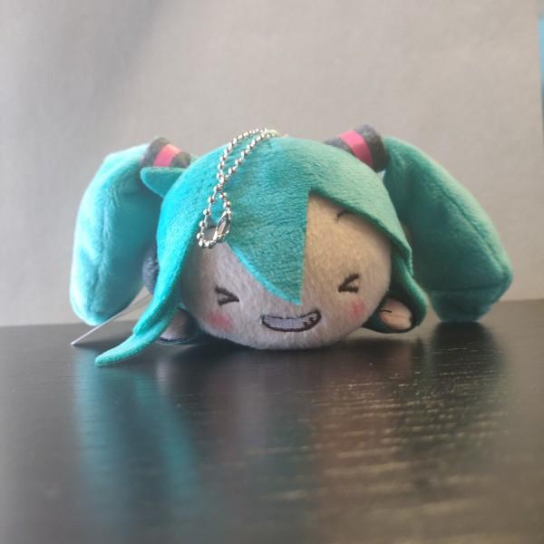 Hatsune Miku - Hatsune Miku Keychain / Version A: Sega
