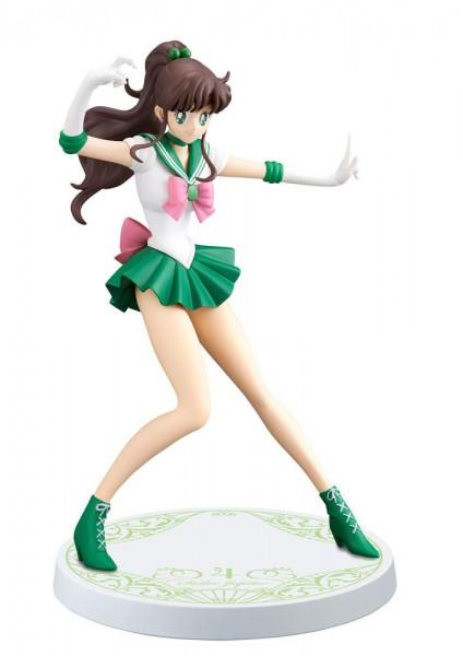 Sailor Moon - Sailor Jupiter Figur / Girld Memories: Banpresto