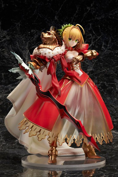 Fate/Grand Order - Saber/Nero Claudius Statue / 3rd Ascension: Stronger