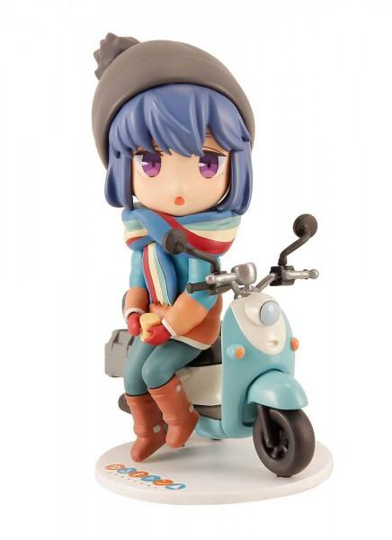 Laid-Back Camp - Rin Shima Figur: Plum