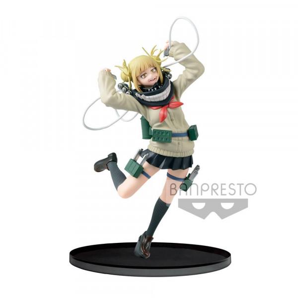 My Hero Academia - Himiko Toga Figur / Colosseum Billboard Charts - Version A: Banpresto