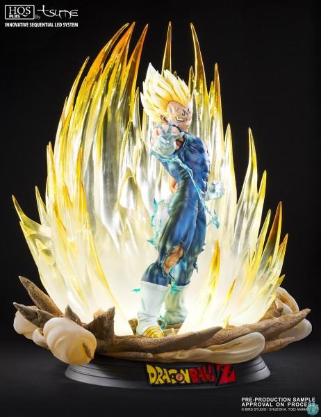 Dragonball Z - Majin Vegeta Statue - HQS Plus: Tsume