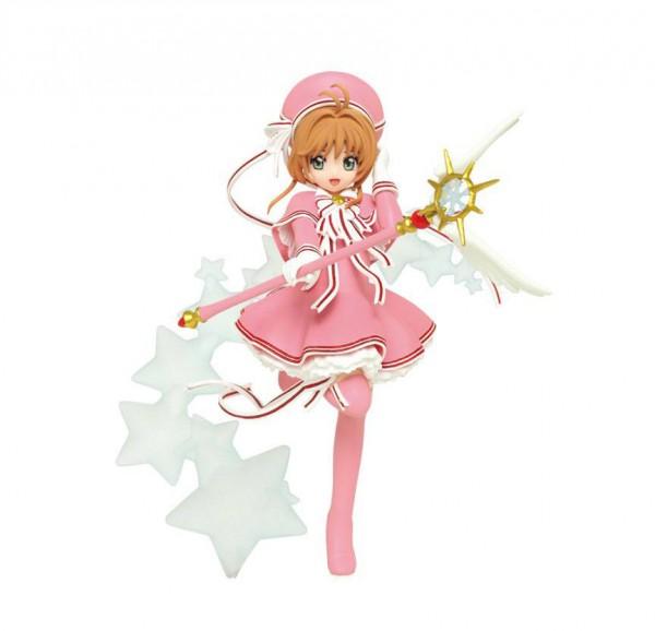 Cardcaptor Sakura Clear Card - Sakura Figur: Taito
