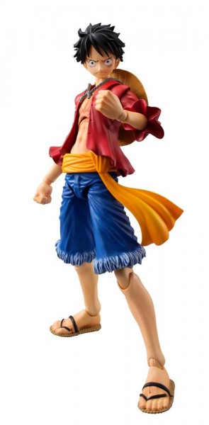One Piece - Ruffy Actionfigur - Variable Action Heroes : MegaHouse