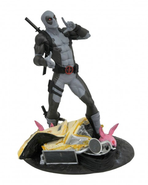 Marvel - Deadpool (X-Force) Statue / Marvel Gallery - Taco Truck SDCC 2019 Exclusive: Diamond Select