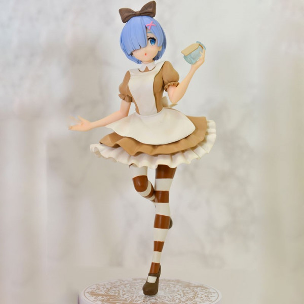 Re:ZERO -Starting Life in Another World - Rem Figur / SSS - Antique Version: Furyu