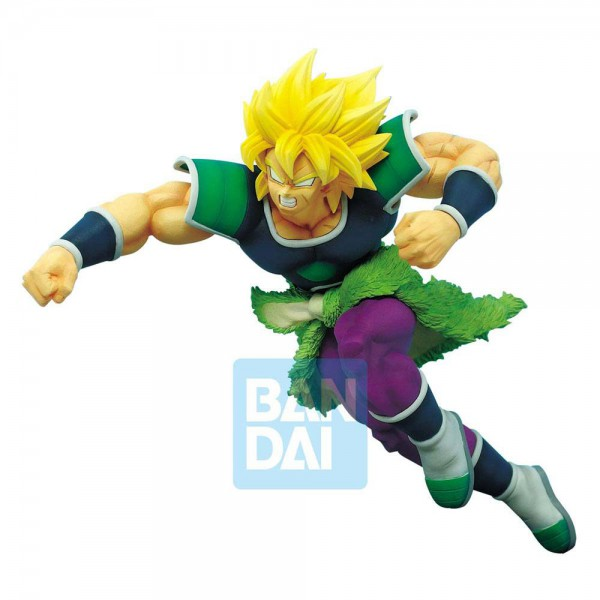 Dragonball Super - SSJ Broly Figur / Z-Battle: Banpresto