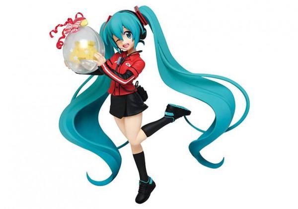 Vocaloid - Hatsune Miku Figur / Uniform Version: Taito
