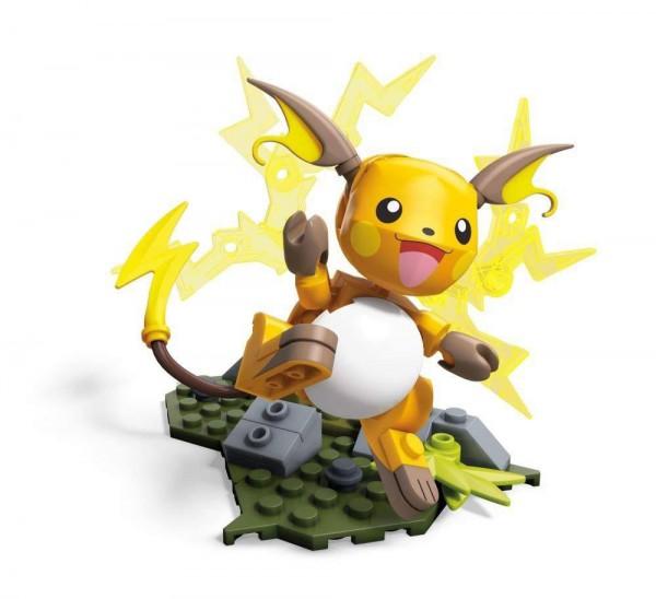 Pokémon - Raichu Bauset / Mega Construx: Mattel