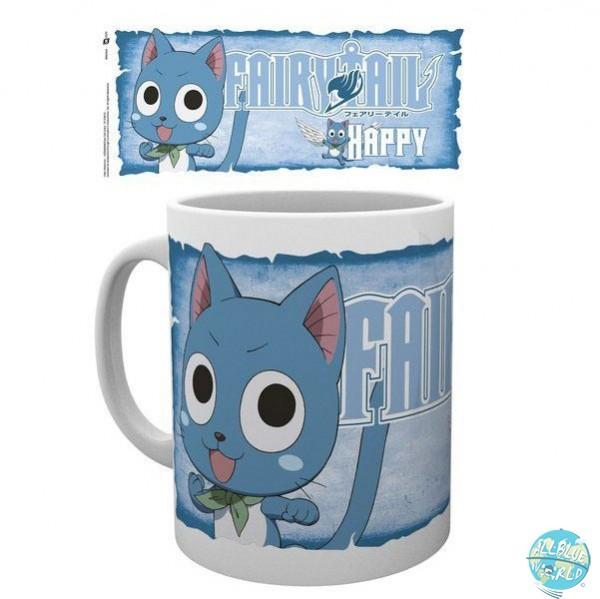 Fairy Tail - Tasse - Happy Motiv: GYE
