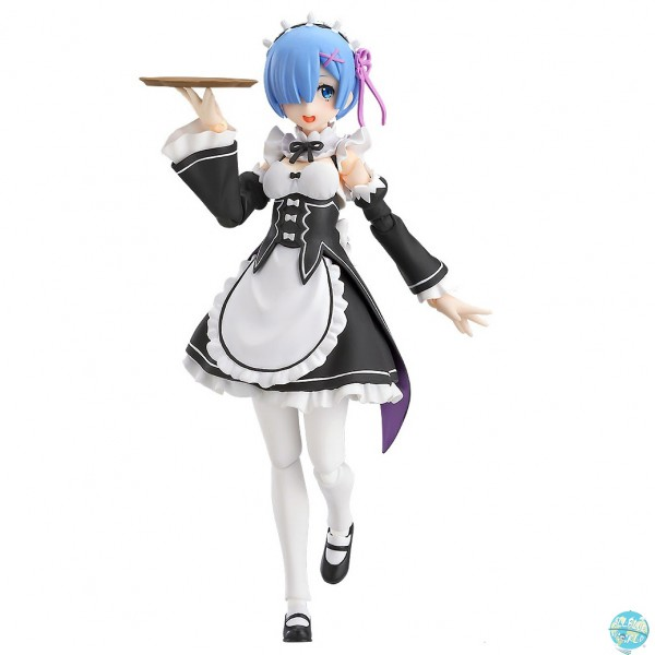 Re:Zero Starting Life in Another World - Rem Figma: Max Factory