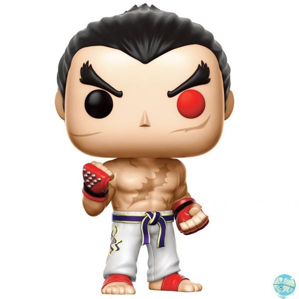 Tekken - Kazuya Mishima Figur - POP!: Funko