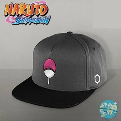 Naruto - Sasuke Cap - Snap Back: PCM