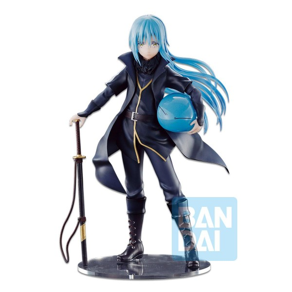 That Time I Got Reincarnated as a Slime - Rimuru Figur / Ichibansho - Demon Awakening: Bandai