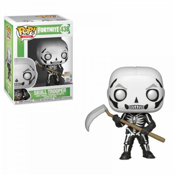 Fortnite - Skull Trooper Figur / POP!: Funko