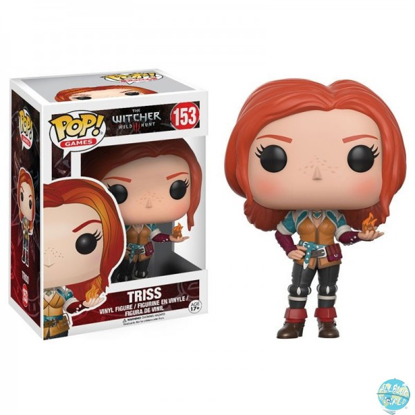 The Witcher - Triss Figur - POP! Games: Funko