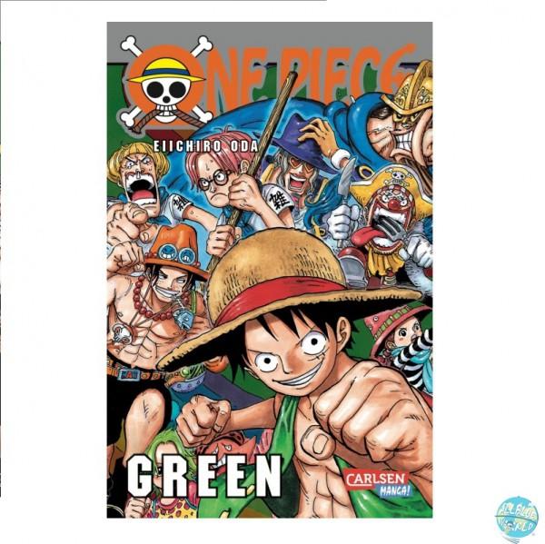 One Piece Green - Secret Pieces (Taschenbuch): Carlson Verlag