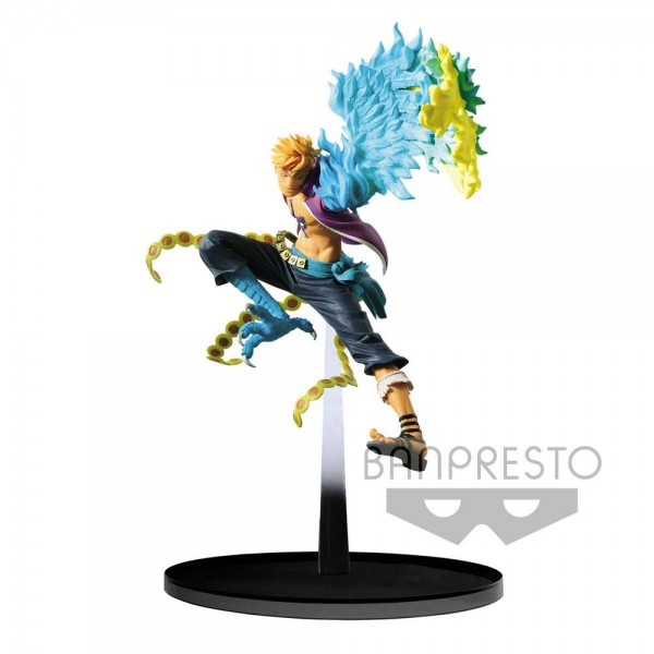 One Piece - Marco Figur - SCultures / Big Zoukeio 6: Banpresto