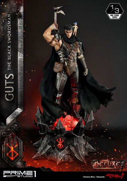 Berserk - Guts Statue / Masterline - Deluxe Version: Prime 1 Studio