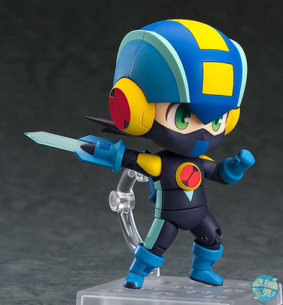 Mega Man - MegaMan.EXE Nendoroid / Super Movable Edition: Good Smile Company / Capcom