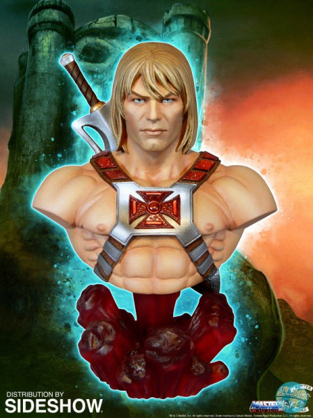 Masters of the Universe - He-Man Büste: Tweeterhead