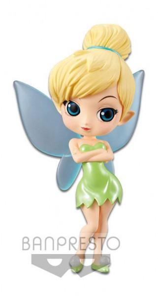 Disney - Tinker Bell Figur / Q Posket - Normal Color Version: Banpresto