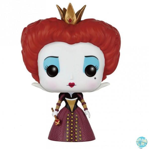 Alice im Wunderland - Die Rote Königin Figur - Disney POP: Funko