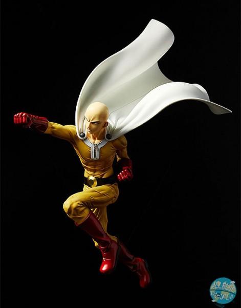 One Punch Man - Saitama Statue: Sentinel