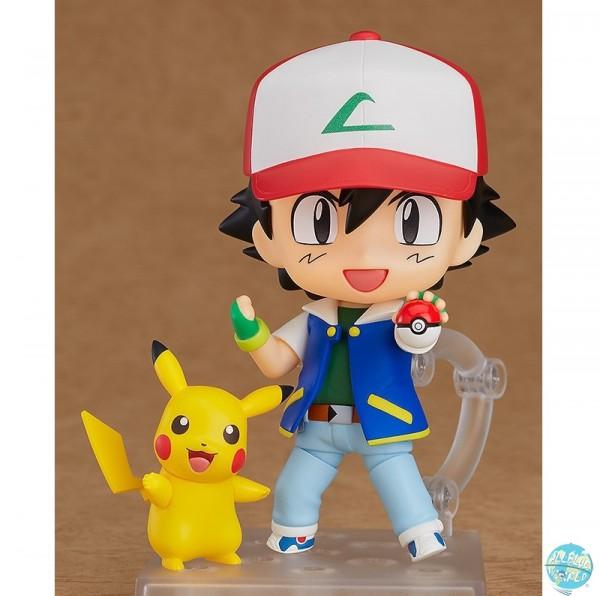 Pokemon - Ash & Pikachu Nendoroid: Good Smile Company