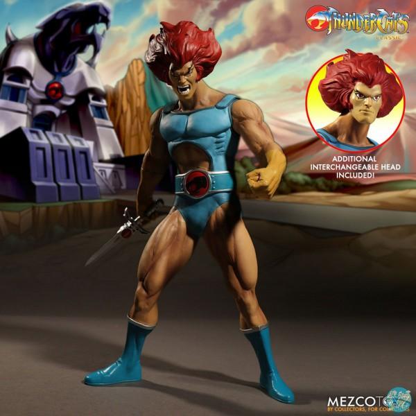 ThunderCats - Lion-O Actionfigur: Mezco Toys