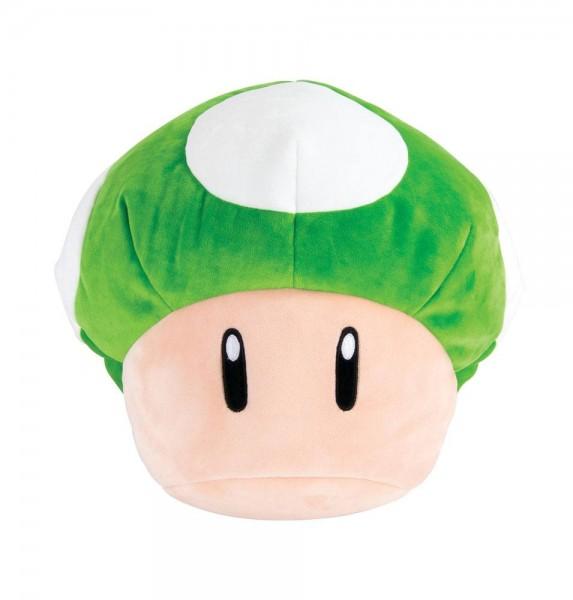 Mario Kart - 1-Up-Pilz Plüschfigur: Tomy