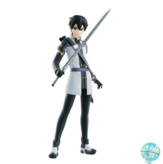 Sword Art Online Ordinal Scale - Kirito Figur - DXF: Banpresto