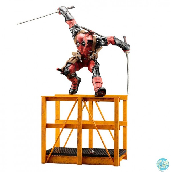 Marvel Now - Deadpool Statue - ARTFX: Kotobukiya